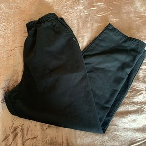 vintage Chic dickies style pants size 14p